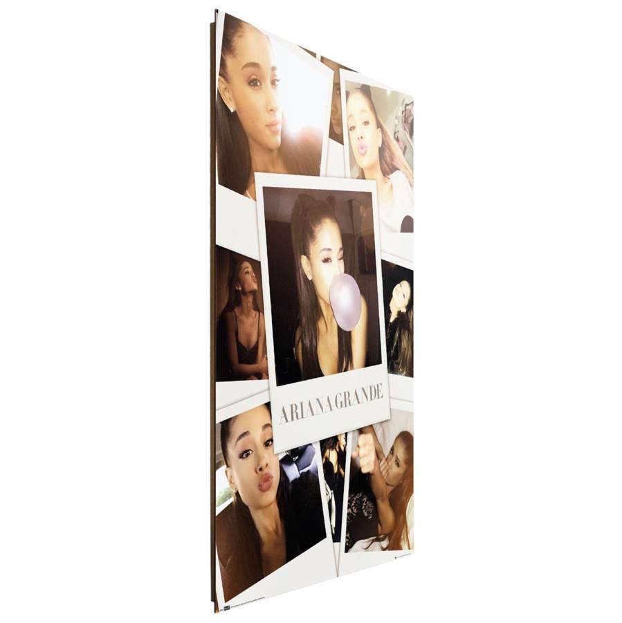 Bild Mdfmitteldichte Grande Auf Papier Ariana Ii HolzfaserplatteMehrfarbig reCxdoWB