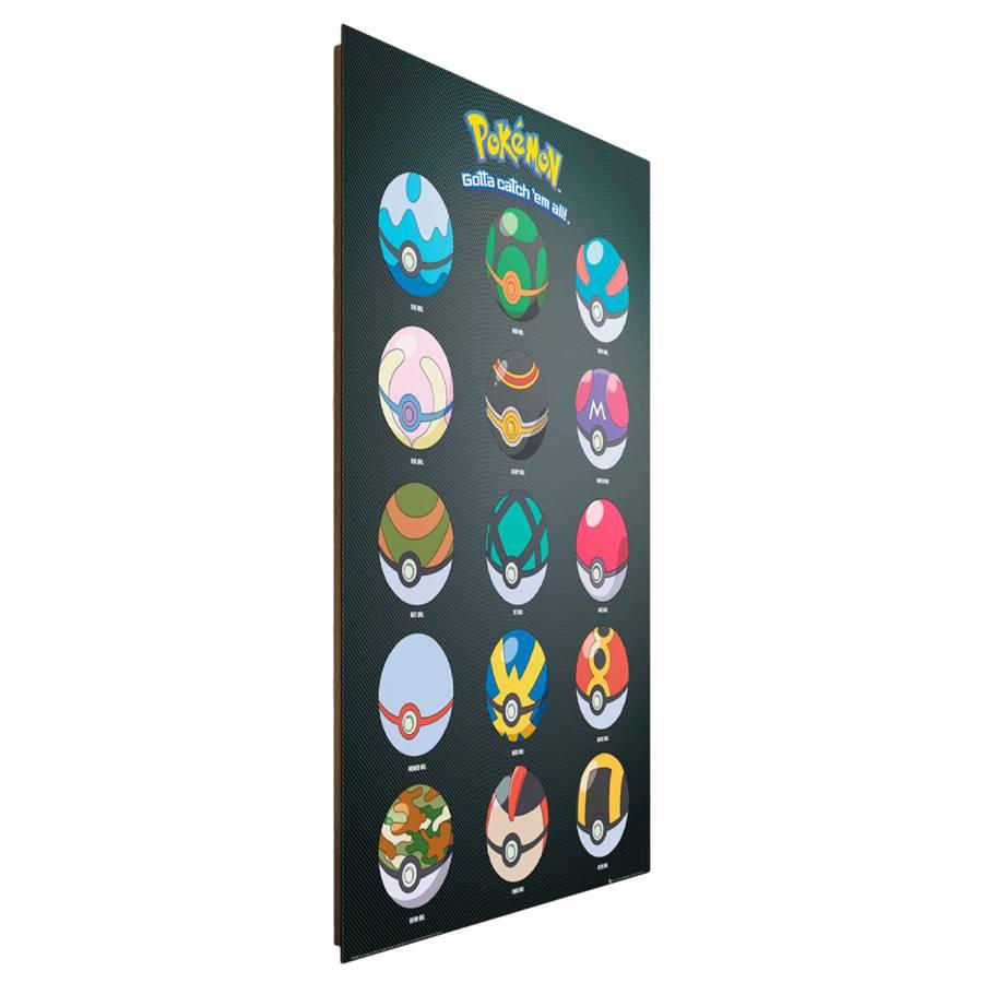 Bild Mdfmitteldichte HolzfaserplatteMehrfarbig I Pokemon Auf Papier yw8vNnmO0
