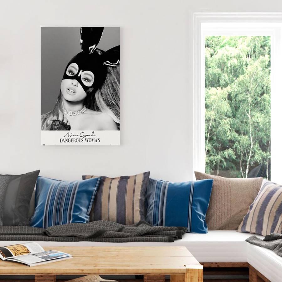 Ariana Grande Mdfmitteldichte Auf Papier Bild I HolzfaserplatteMehrfarbig rtsQhdCx