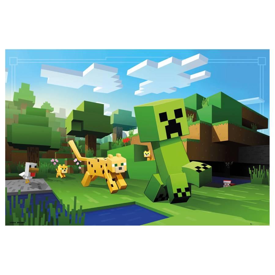 Iii Auf Mdfmitteldichte Bild Papier HolzfaserplatteMehrfarbig Minecraft tshCxQdr
