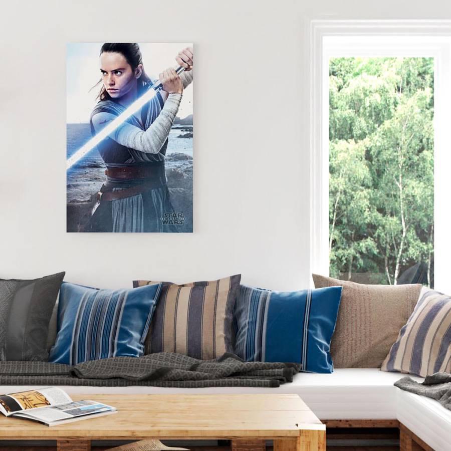 Bild The Star Wars Auf Last HolzfaserplatteMehrfarbig Jedi Mdfmitteldichte Papier CxrWBedo