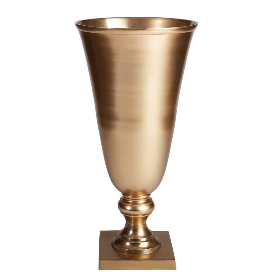 Vase Ii 51 Vegas EdelstahlGold Las Cm wNv08nyOm