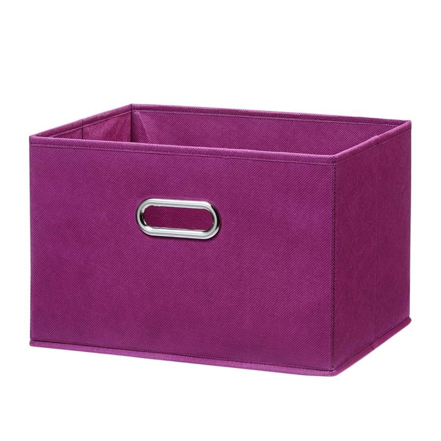 Aufbewahrungsbox Karwe VliesPurpur Aufbewahrungsbox Karwe Ii BCxoed