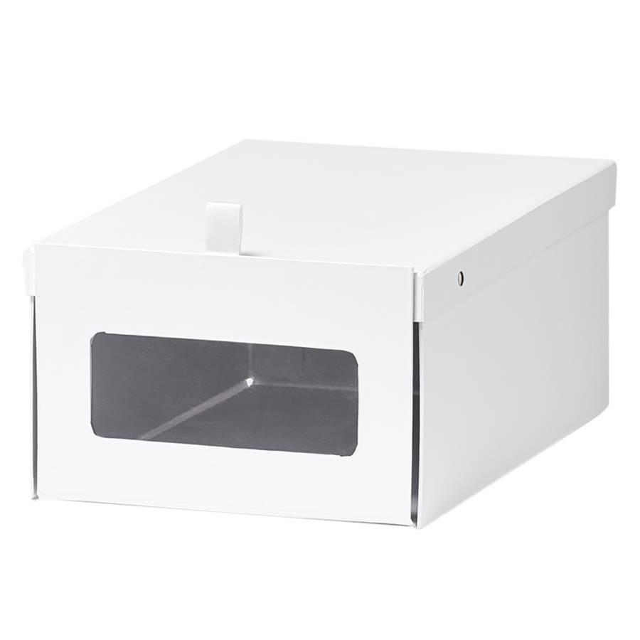 Boîte Blanc Boîte À Chaussures Nesfield ywN8v0Omn