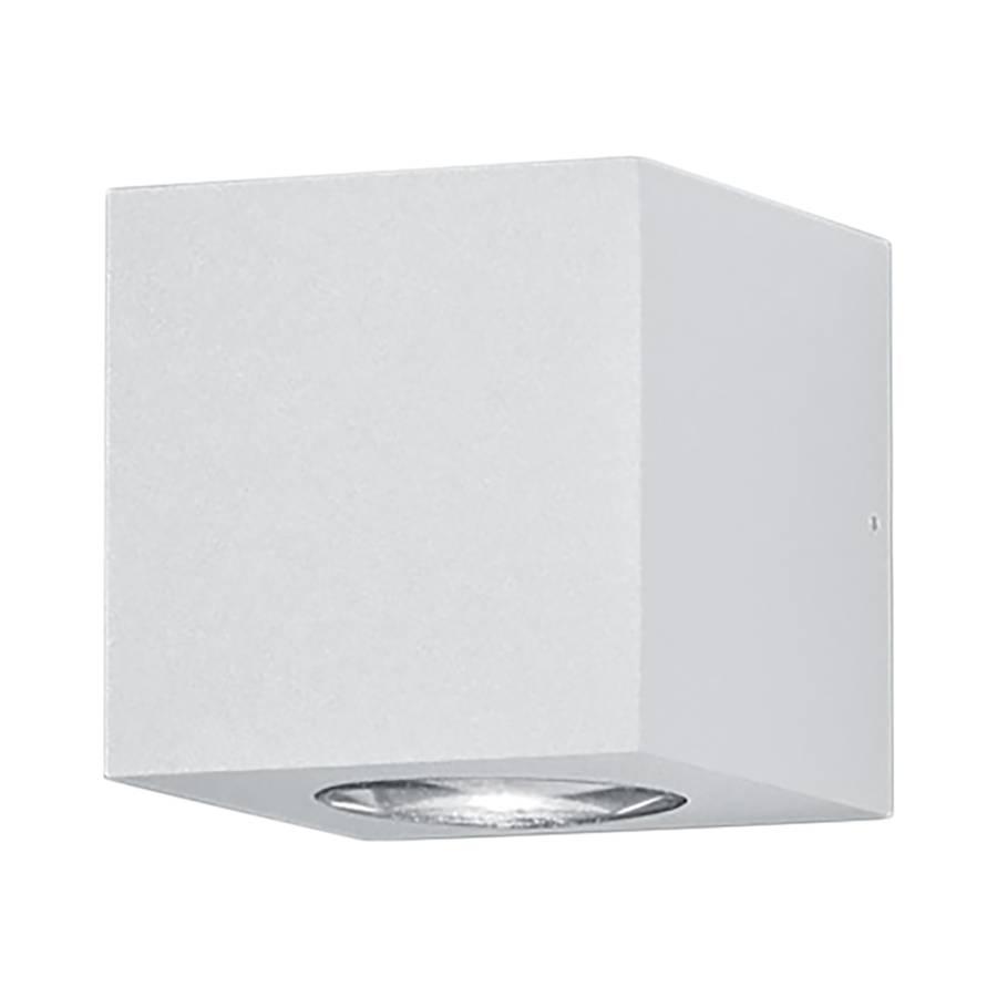Peka Aluminium1 Led Weiß flammig wandleuchte FlJKc1T