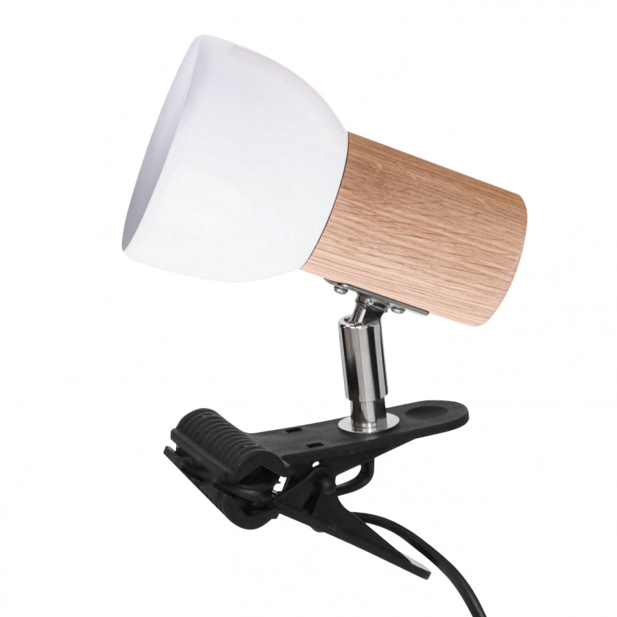 Massif1 I Svenda AcierChêne Ampoule Lampe QodWrxBeCE