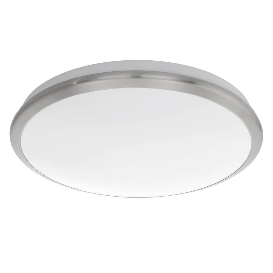 deckenleuchte Manilva AcrylglasStahl1 Vernickelt Led flammig FlK1Jc