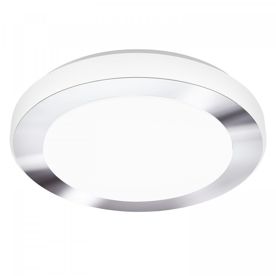 Led badleuchte AcrylglasAluminium1 Stahl Carpi flammig 39 Cm 76fYgbyv