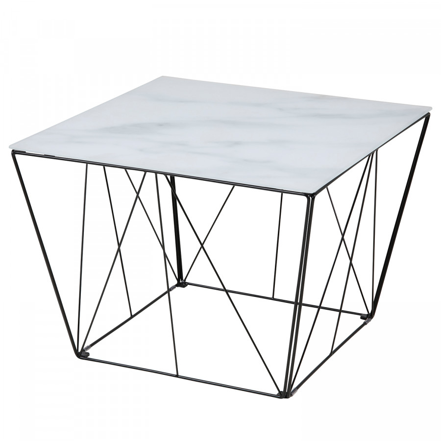 Table Basse Solla Verre Fer Home24 Ch