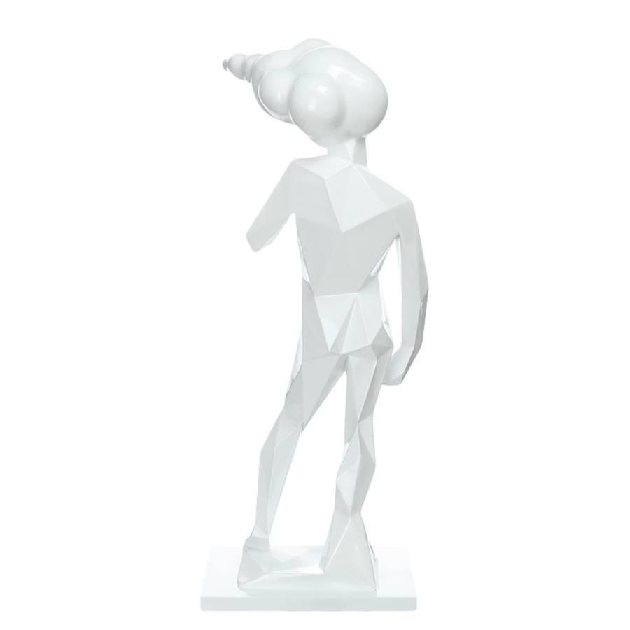 Iii Résine Statuette Statuette Kenya Kenya SynthétiqueBlanc Résine Statuette Iii Kenya SynthétiqueBlanc Iii rshCdtQ