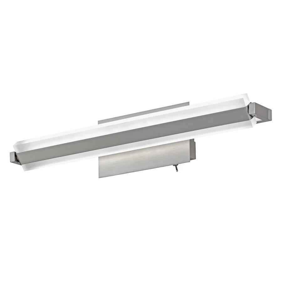 Wandleuchte Diele Kunststoff Acryl LED weiss Wohnzimmer
