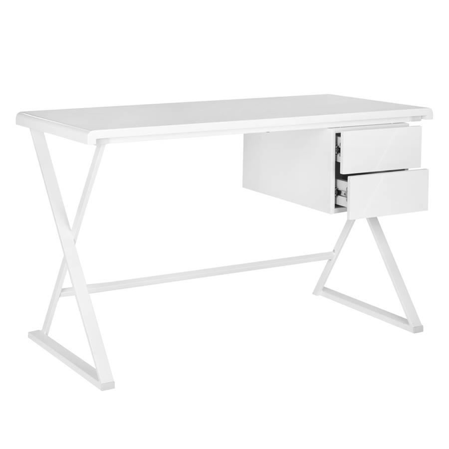 Weiß Emir Schreibtisch Weiß Schreibtisch Emir Emir Weiß Schreibtisch by67gvfY