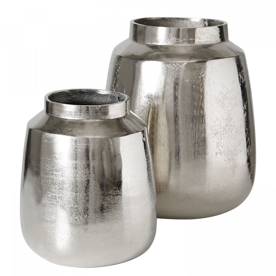 22 X Cm AluminiumSilber Cooper 26 Vase NkwP8XOn0
