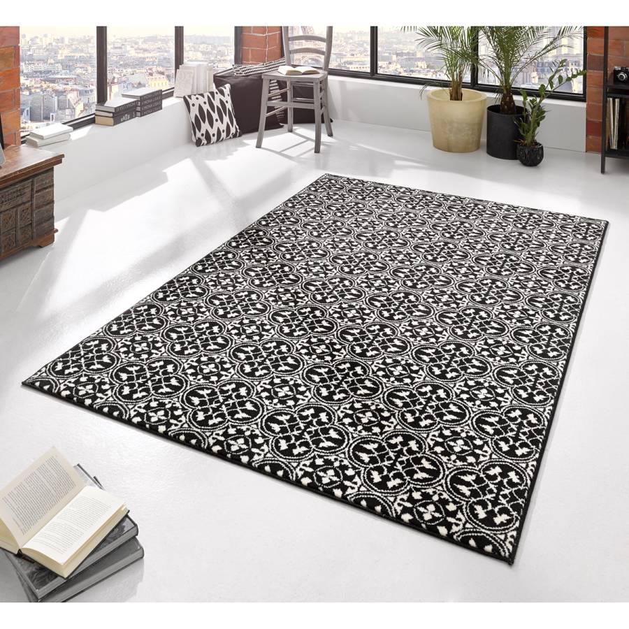 Pattern 80 Tapis X Couloir TissuNoir 200 Cm De 53ARq4Lj