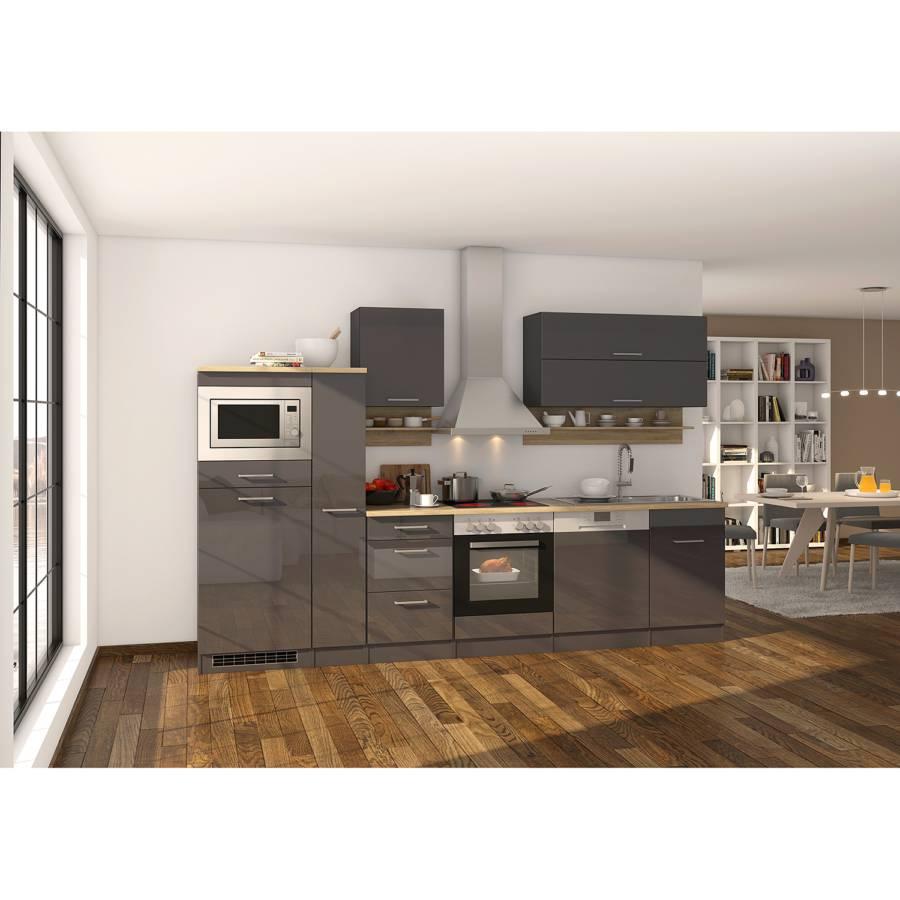 Küchenzeile Elektrogeräten Iv GraphitMit Mailand Küchenzeile Mailand Iv 1JcFlK