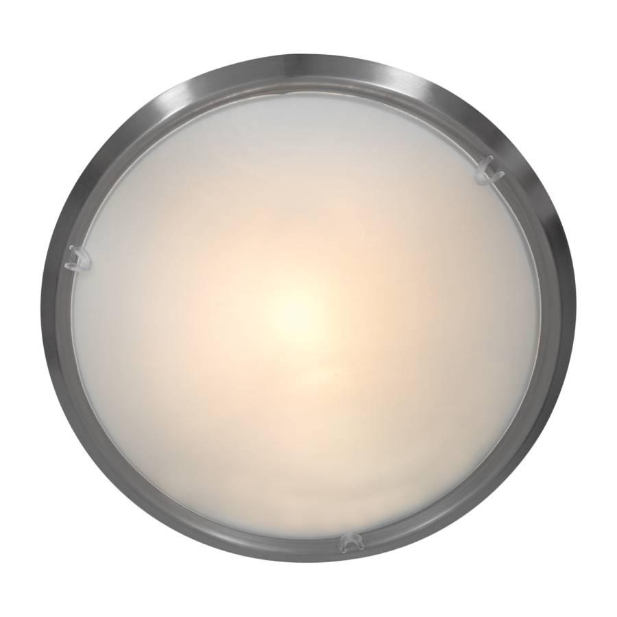 Deckenleuchte MilchglasEdelstahl18 flammig MilchglasEdelstahl18 Deckenleuchte flammig Murarrie Murarrie e9HYWED2I