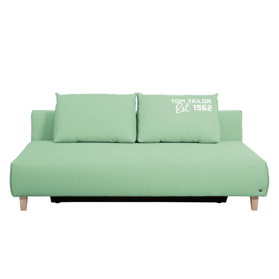 Canapé Convertible Easy Sleep TissuVert Menthe LjR435A