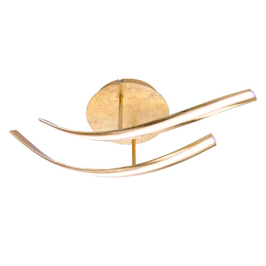 deckenleuchte I Led Gold Linda flammig AluminiumAcrylglas2 UMVGpzqS