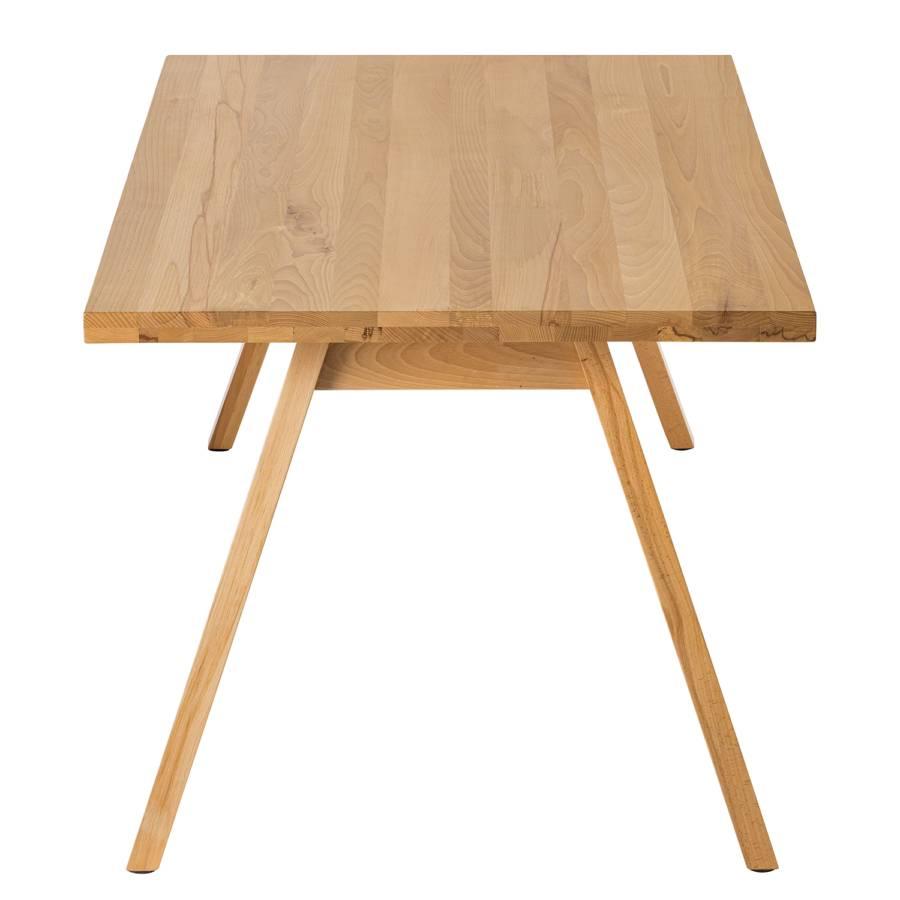 Sans Rallonge Cm Woodha Table Hêtre140 Skandi RL5jA4
