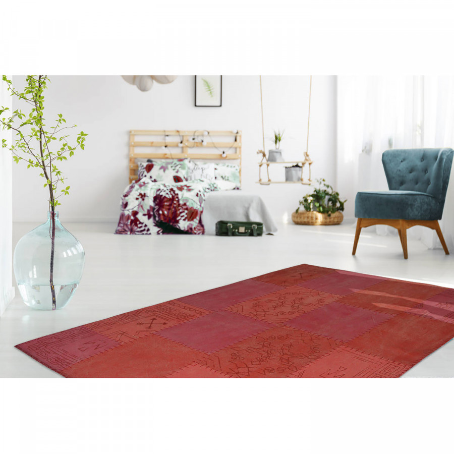 X Tapis 200 Rouge290 Cm Lyrical 210 odBeCx