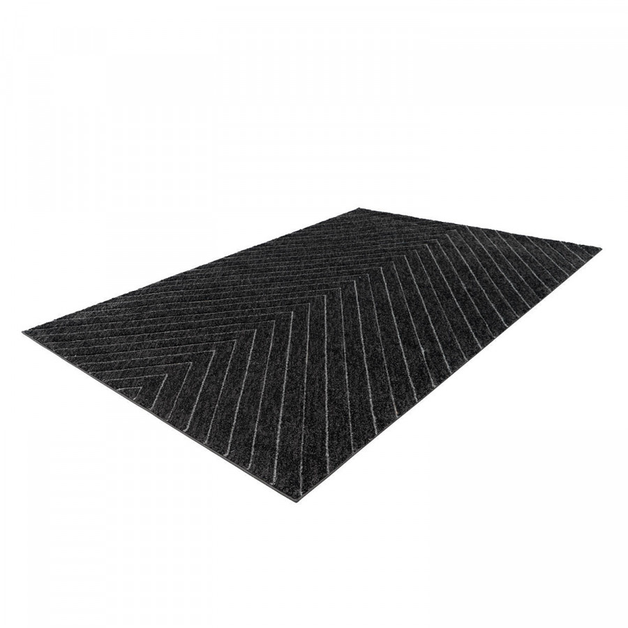 delices Anthracite290 X Cm Dominica Tapis 200 DIeYH2EW9