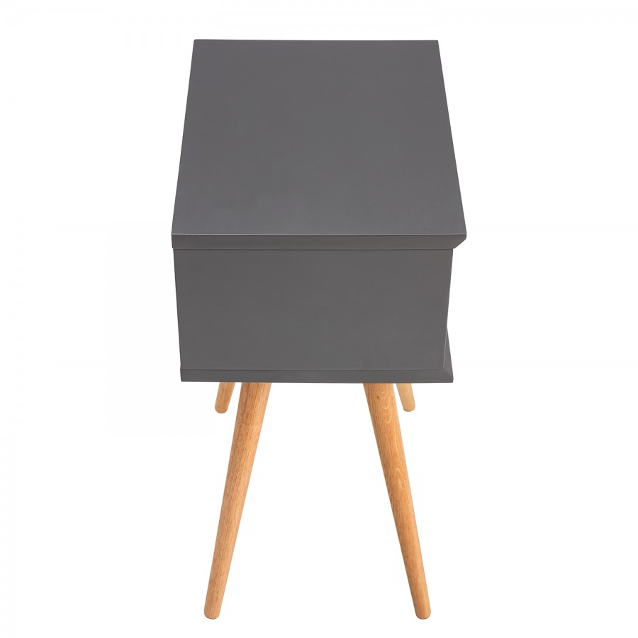 Gris Mitrana De Table Chevet Ii hQtrds