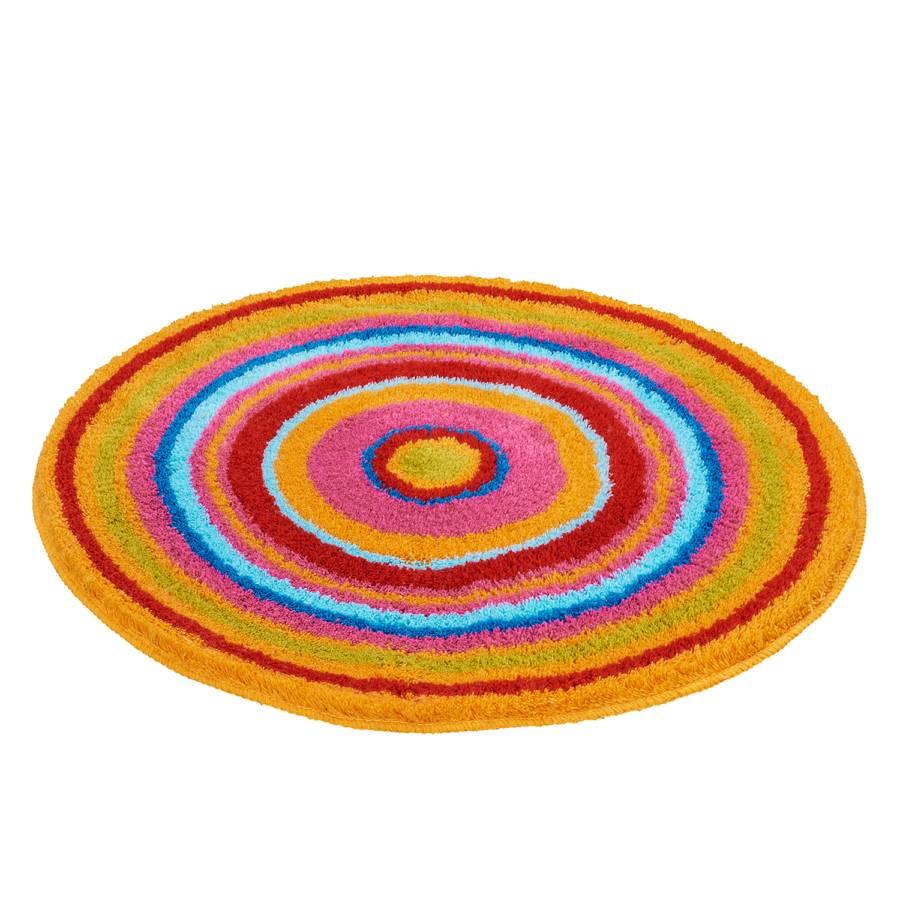 Mandala 100 MischgewebeOrange Cm Badteppich MischgewebeOrange Badteppich Badteppich Mandala Cm 100 eEDIbH9W2Y