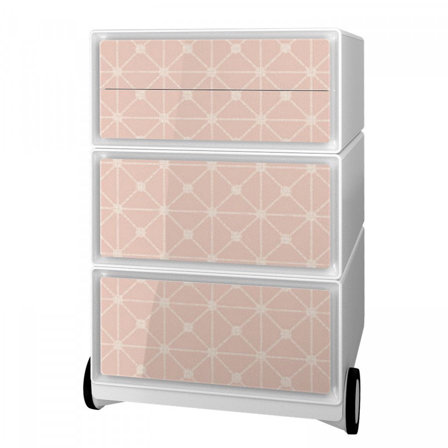 Ii KunststoffWeiß Rollcontainer Vintage Ii Vintage Rollcontainer KunststoffWeiß Easybox Rollcontainer Ii Easybox Vintage Easybox OPwn0k