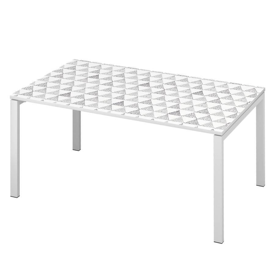 Schreibtisch Black Ii Easydesk GrauWeiß140 white Cm 80OnPwk