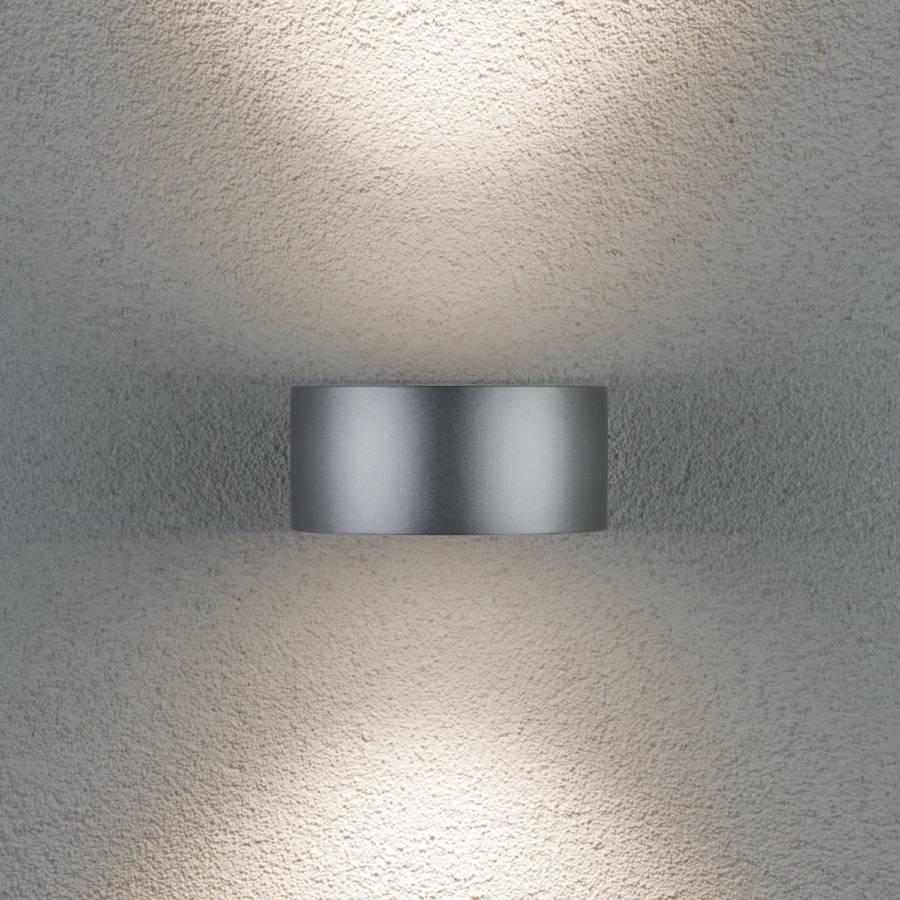 House I AluminiumPlexiglas2 Murale Ampoules Applique PZuOXik