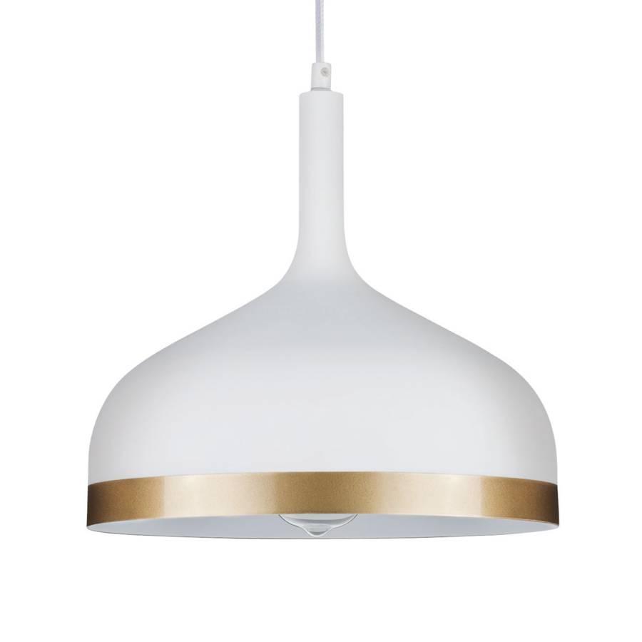Inoxydable1 Blanc Acier Embla Suspension Ampoule I OPluTiwXZk