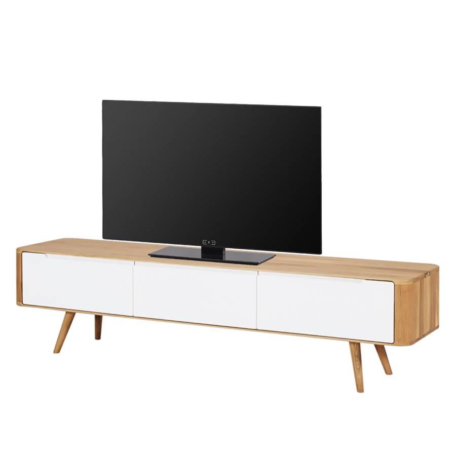 42 Cm lowboard V Tv Teilmassiv180 Loca Wildeiche 4q3jAL5R