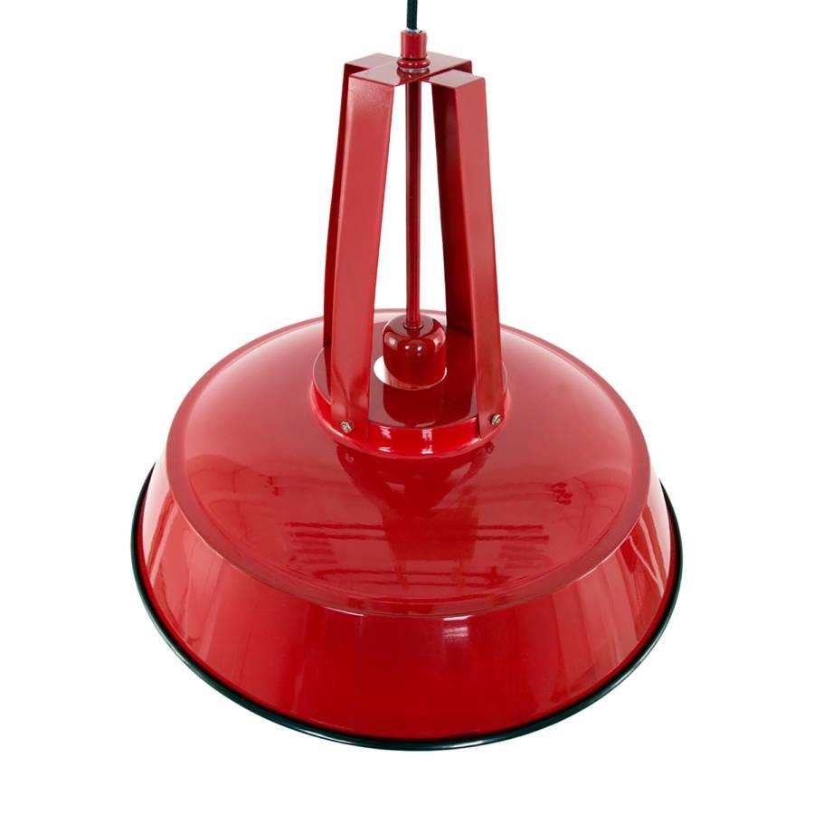 Mexlite Stahl1 Pendelleuchte Xv Rot flammig Nnwv8m0