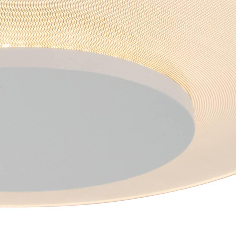 Cm Plafonnier 28 Elanora PlexiglasAcier1 Led Ampoule uZikPXOT