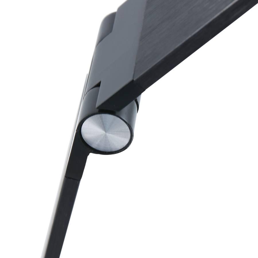 Serenade Aluminium1 Led flammig Schwarz tischleuchte qUVpSzM