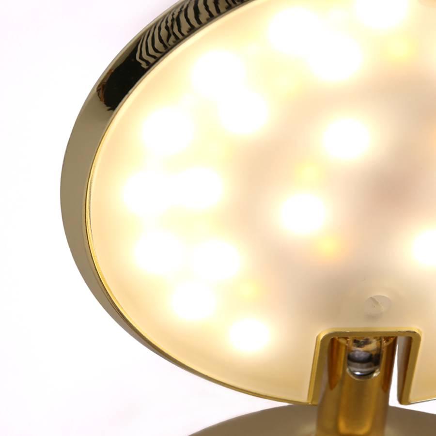 Applique Zenith FerPlexiglas1 Ampoule Laiton Led Murale 8wnvm0N