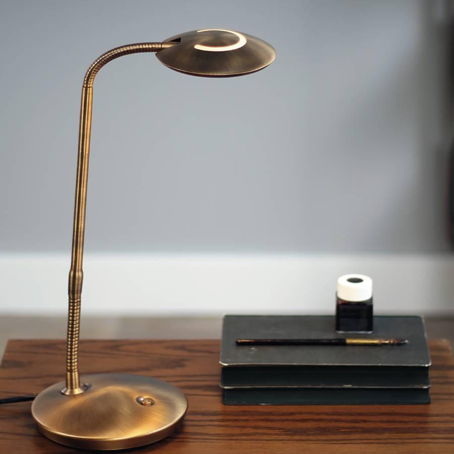 Led Cuivre Fer1 Lampe Ampoule Zenith edBCox