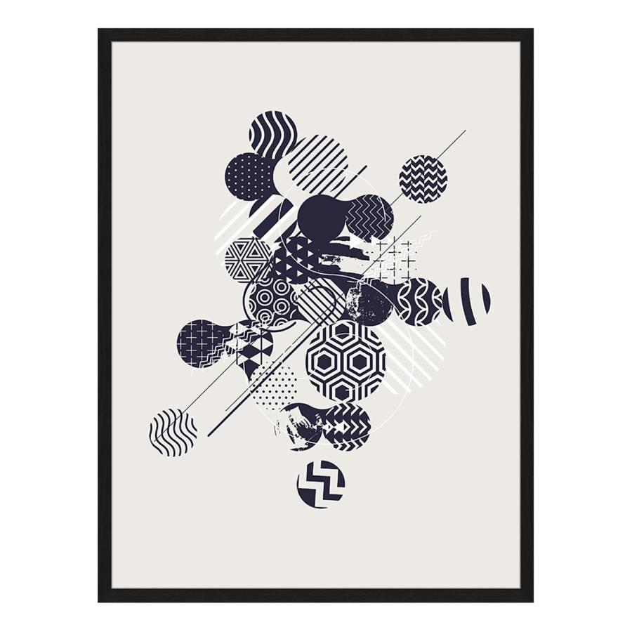 Cm 82 Bild Buche White X MassivPlexiglas62 Blackamp; Balls IYHW2ED9