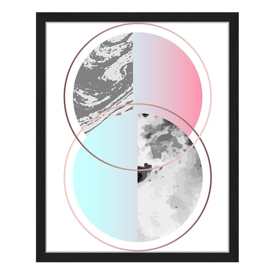 Two 52 Buche Bild Circles X MassivPlexiglas42 Cm 0ZPknwXN8O