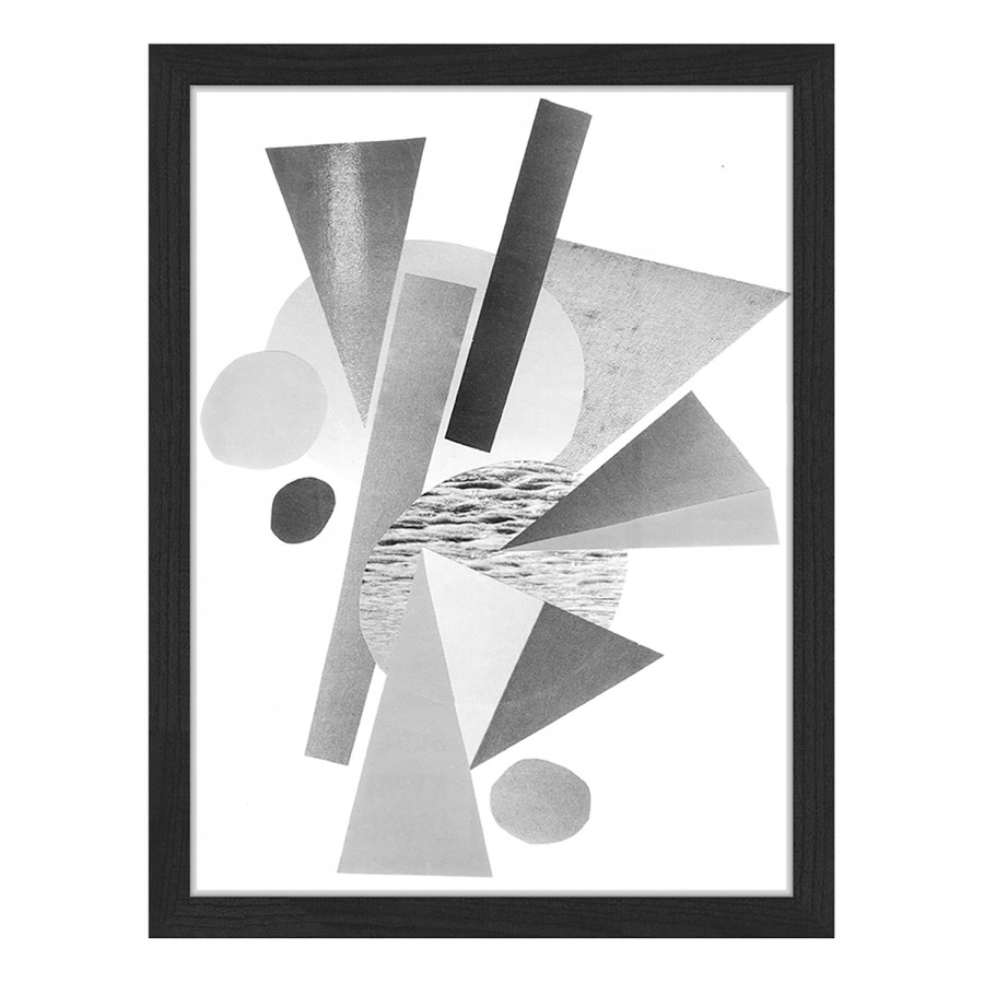 Abstract Cm 42 Grey Buche Bild MassivPlexiglas32 X XuZOPiTwkl