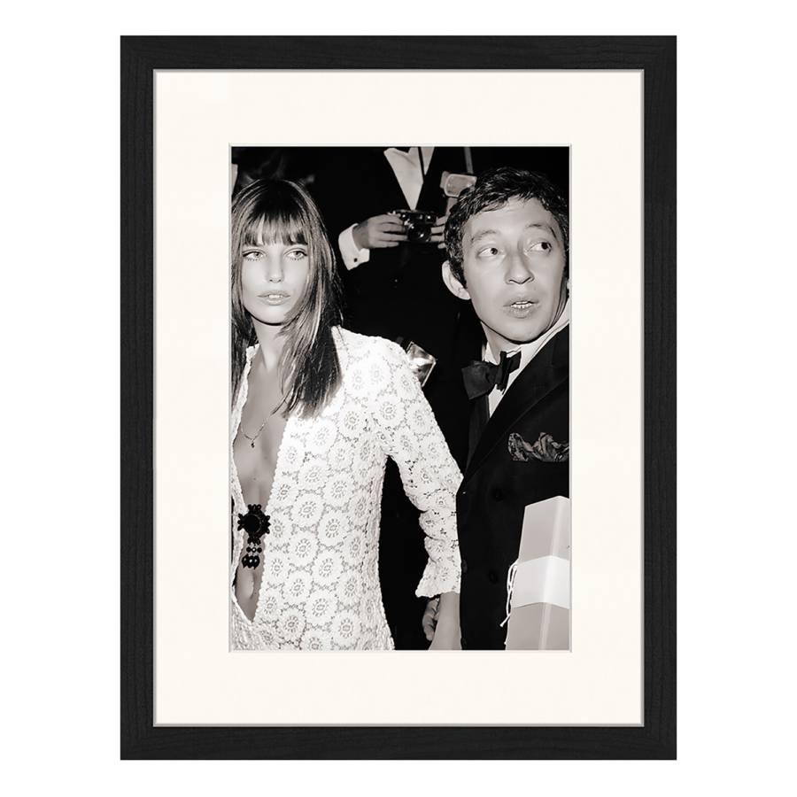 Gainsbourg Jane Cm Bild Serge And Buche 42 MassivPlexiglas32 X Birkin q5jLAc34R