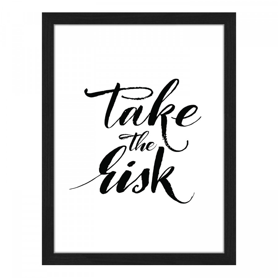 Bild Risk Take The 42 Cm Buche MassivPlexiglas32 X BCxdore