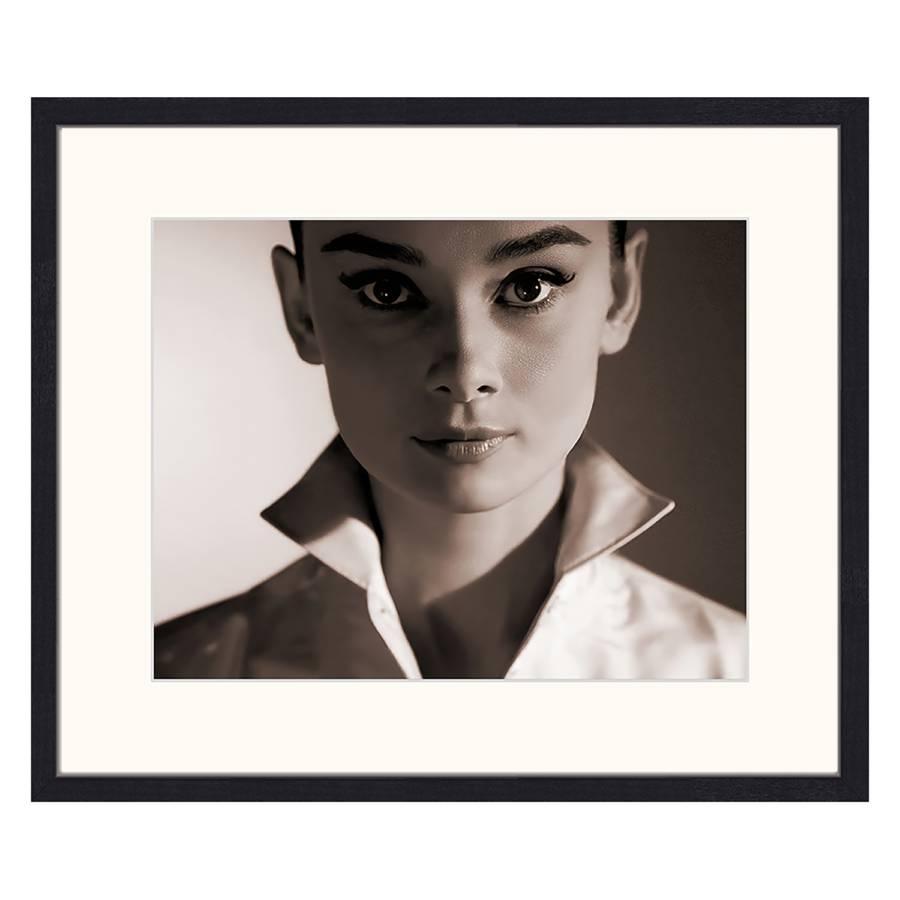 Bild Hepburn Buche MassivPlexiglas62 Audrey Cm 52 X Rq5A4L3j