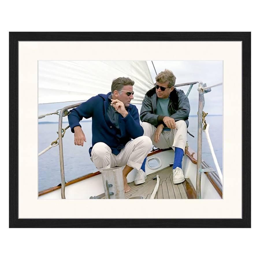 Sailing MassivPlexiglas52 Buche X 42 Cm Bild Jfk F5lc3KuT1J
