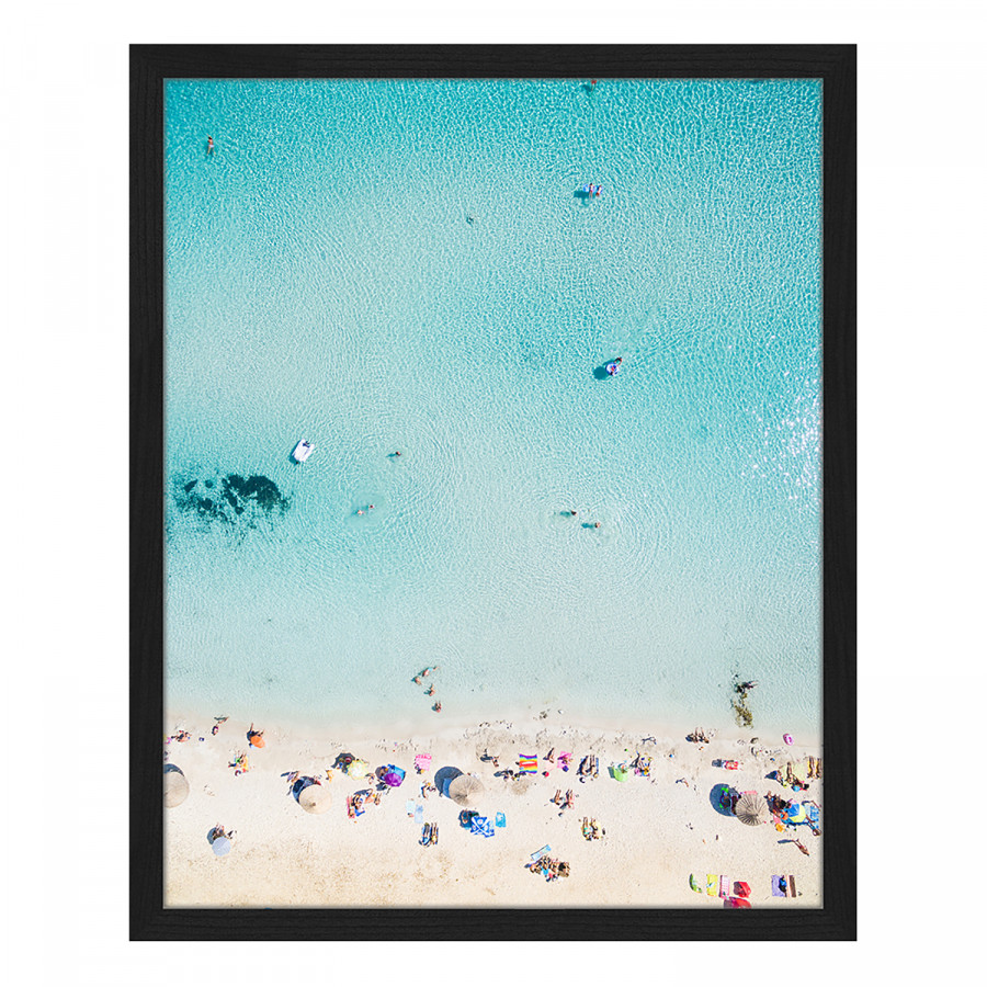 Bild MassivPlexiglas42 Sandy Beach Buche X 52 Cm TlJFuc31K