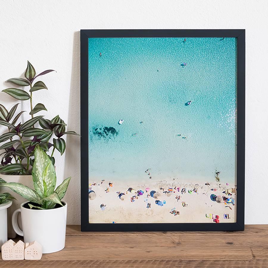 MassivPlexiglas42 Cm Sandy Bild Beach X 52 Buche 7Yf6byvg