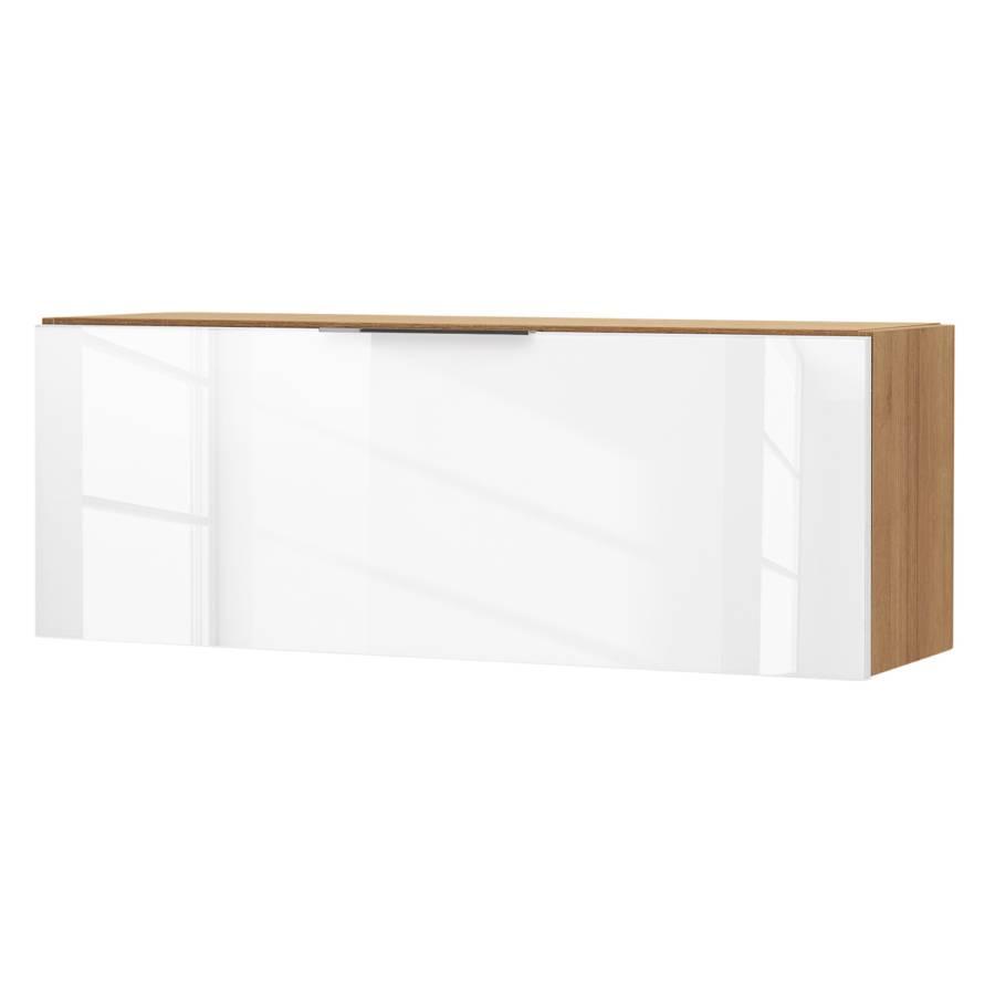 Weiß180 I Cm Glas Hängeschrank Shino rxBWCoed