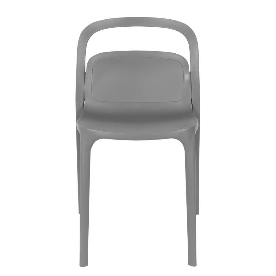 Chaises De Chaises Caloulot PlastiqueGris 2Matière Caloulot nOZ0Xk8PNw