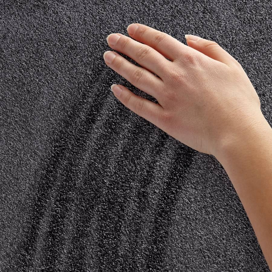 Gloss KunstfaserGrau 140 Cm X Kurzflorteppich 200 I6Ybfg7vmy