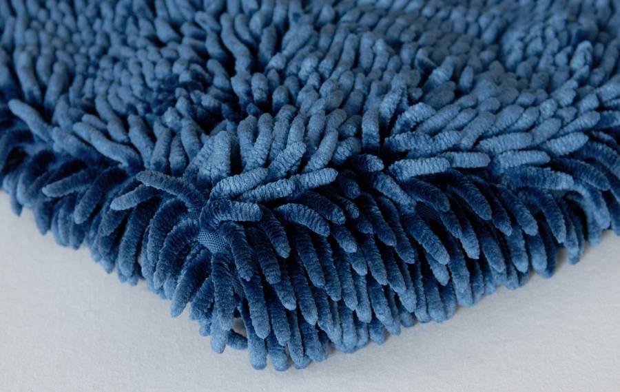Badteppich KunstfaserJeansblau KunstfaserJeansblau Badteppich Luxury Oros Badteppich Luxury Oros Luxury Oros nOPwkX80